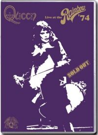 Cover Queen - Live At The Rainbow '74 - Sold Out [DVD]